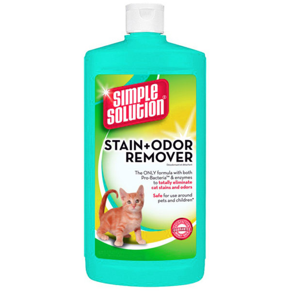 Simple Solution Stain And Odour Remover For Cats Review