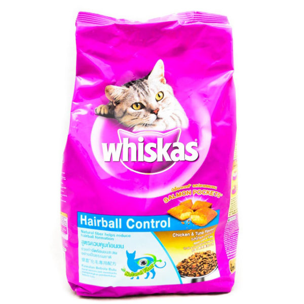 The Best Hairball Control Cat Food