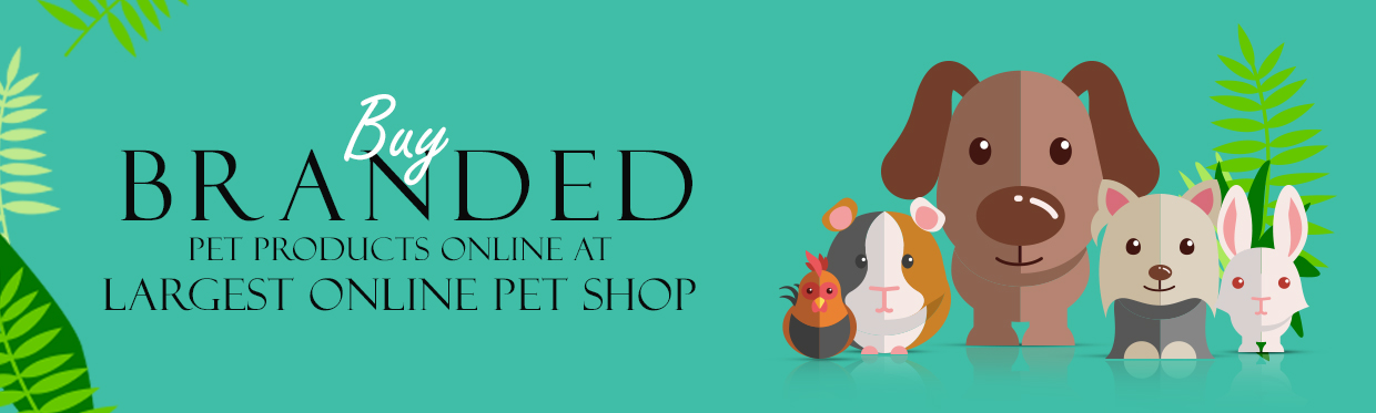 Buy Branded Pet Products