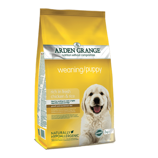 Best Dog Food For Weaning Puppies