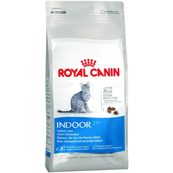 Royal Canin Indoor 27 Cat Food 2Kg - Nappets